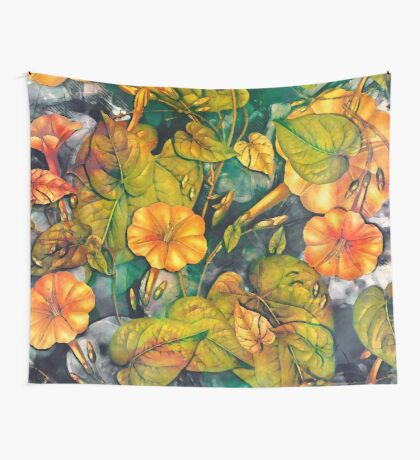 flowers 18 Wall Tapestry