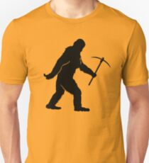 Bigfoot Rockhound Unisex T-Shirt