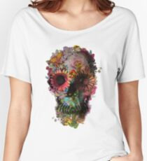 Skull 2 Women's Relaxed Fit T-Shirt