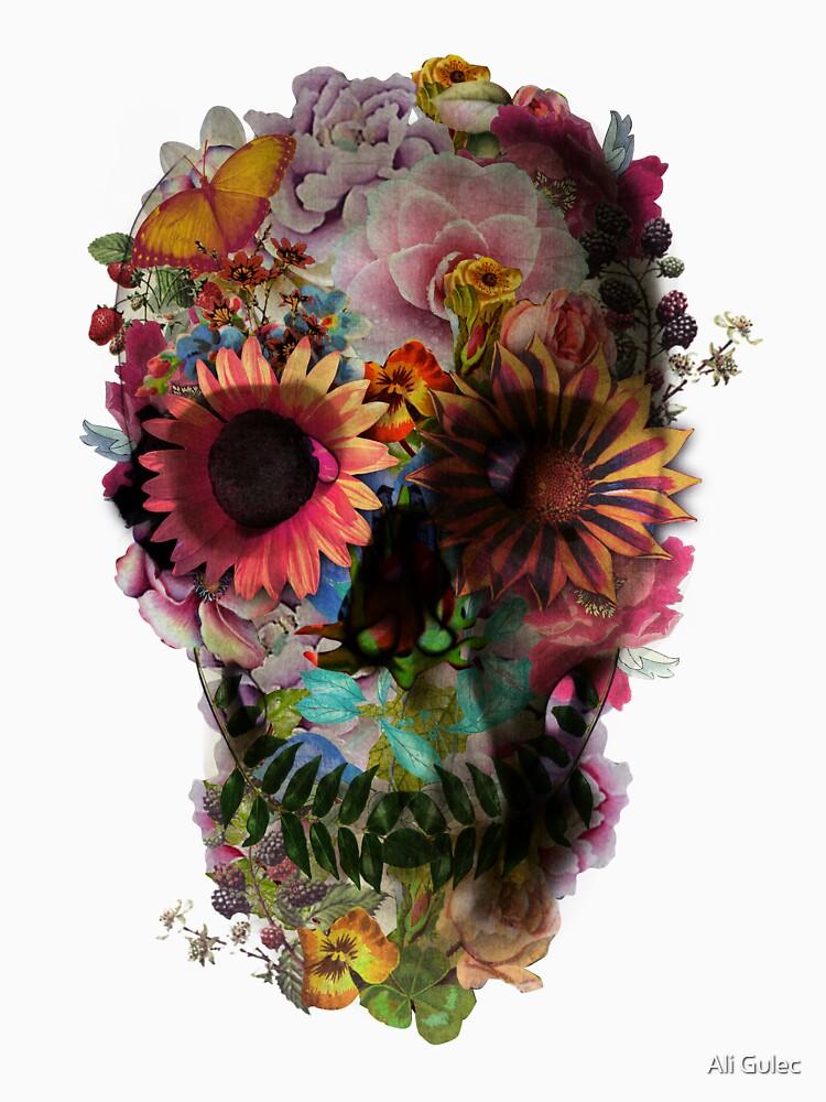 Floral Skull | Unisex T-Shirt