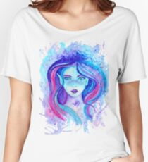 Galaxy Pixie Girl Women's Relaxed Fit T-Shirt