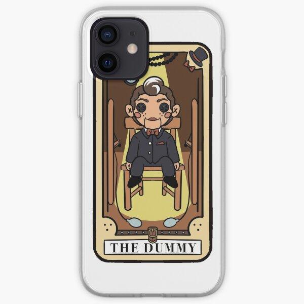 Unique Tarot: The Dummy  iPhone Soft Case