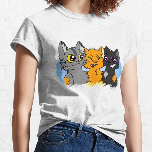 Les amis de Nuage de Feu T-shirt classique
