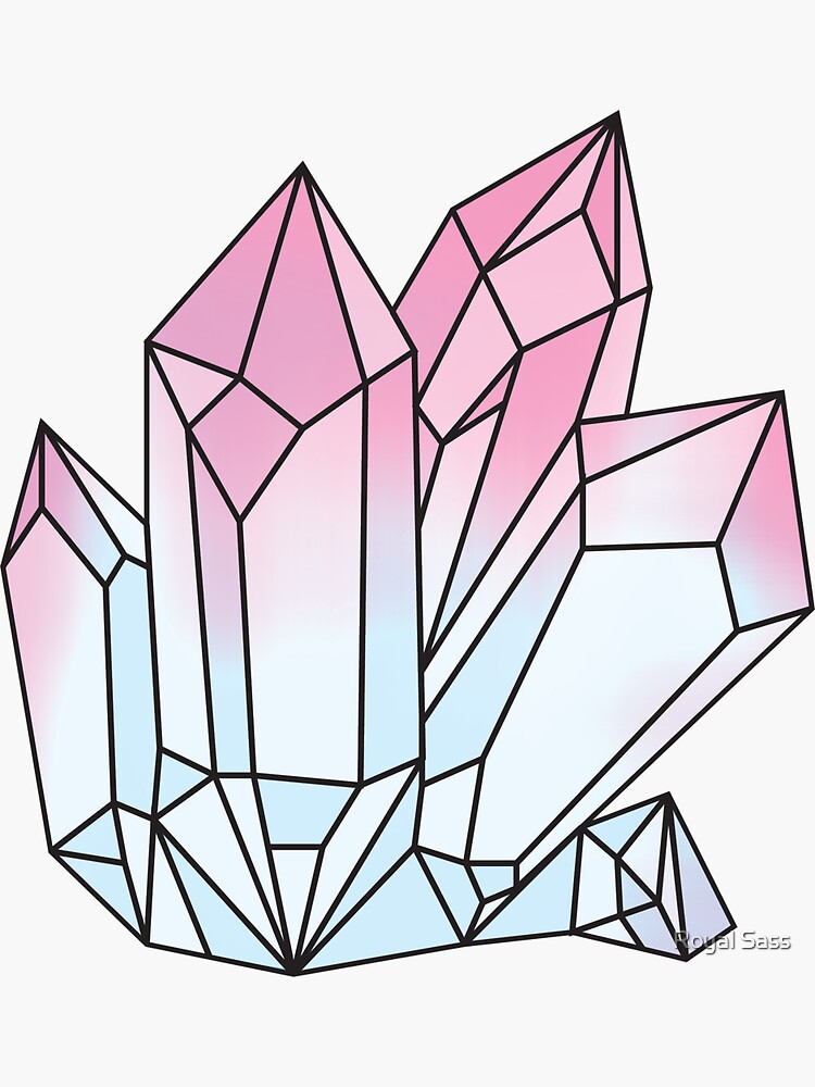 Holographic Crystal by theroyalsass