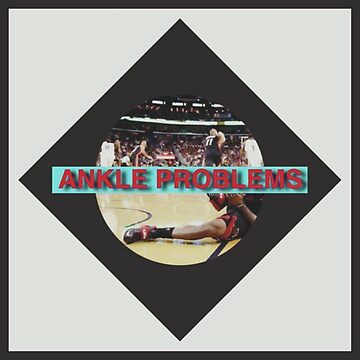 ANKLE PROBLEMS - EP COVER by REYEZ