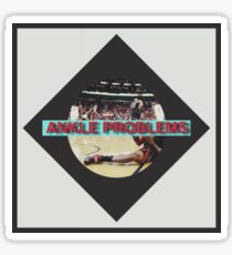 ANKLE PROBLEMS - EP COVER Sticker