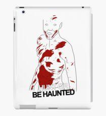 Hunt or be haunted {FULL} iPad Case/Skin