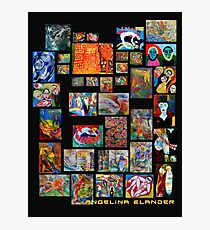 Art Collection Photographic Print