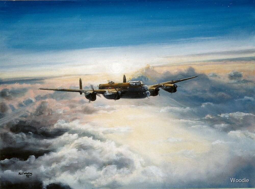 Lancaster Dawn by Woodie