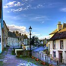 The High Street from East Terrace by Tom Gomez