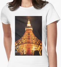 Tokyo Tower In The Dark T-Shirt