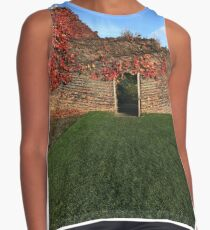 The walled garden in Harewood Contrast Tank