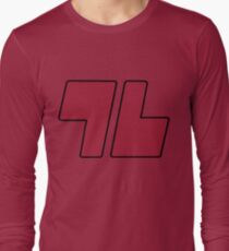 96 Red - Sun and Moon Long Sleeve T-Shirt