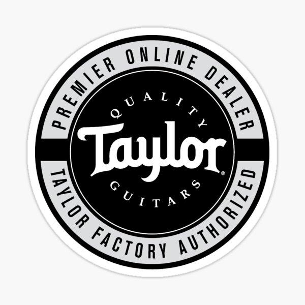 "LOGO - ""TAYLOR"" GUITARS LOGO Sticker"