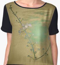 Essence Of Zen Women's Chiffon Top
