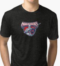 Miller Marauders Logo Tri-blend T-Shirt