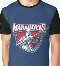 Miller Marauders Logo Graphic T-Shirt
