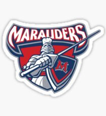 Miller Marauders Logo Sticker