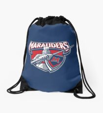 Miller Marauders Logo Drawstring Bag