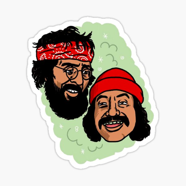 high comedy Sticker