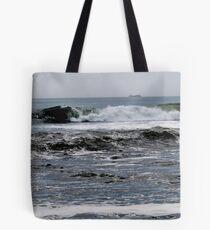 Breaking Wave Tote Bag