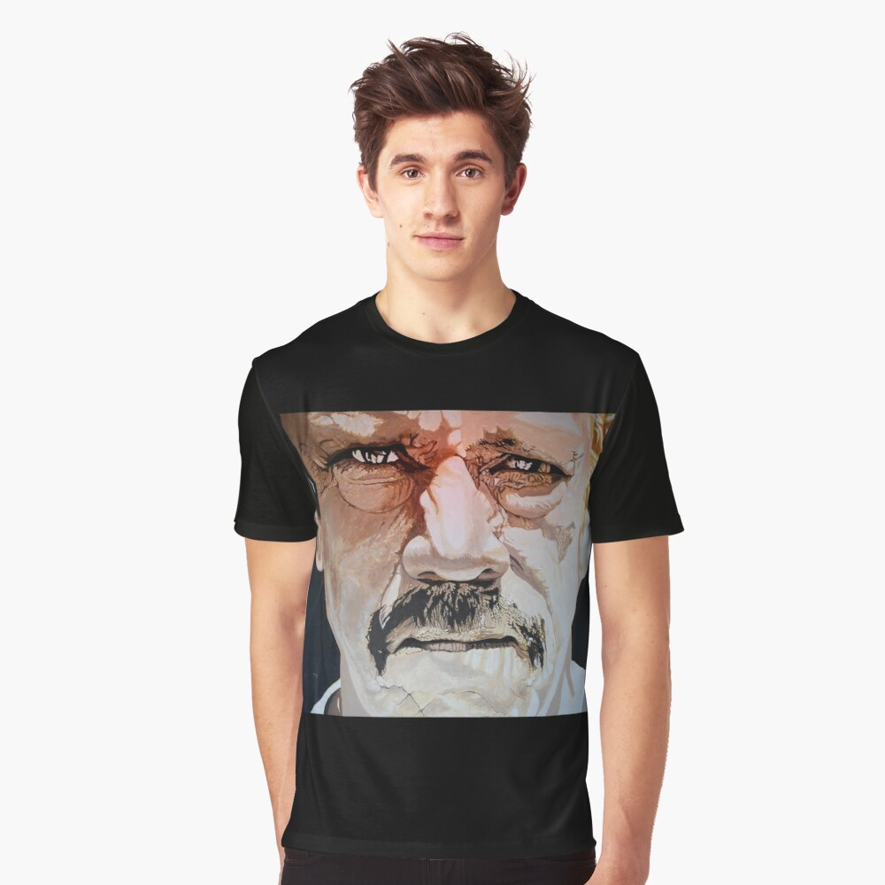 Trejo Graphic T-Shirt Front