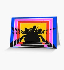 Charlies angels logo Greeting Card