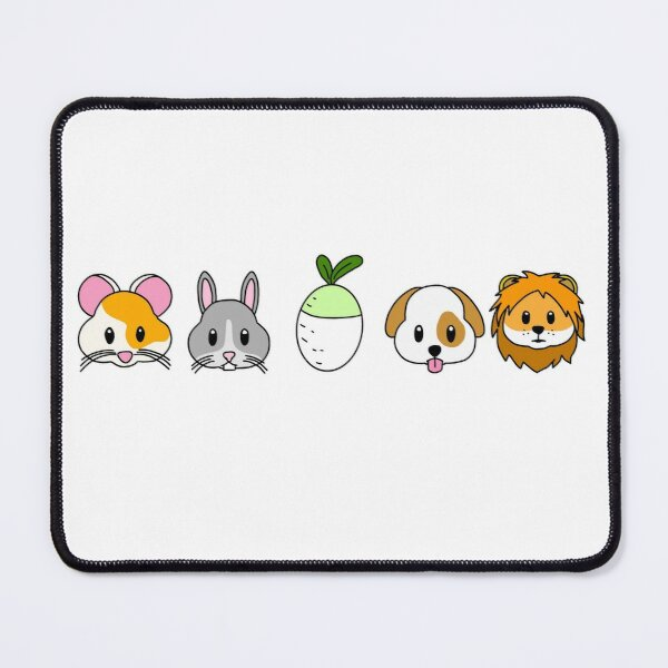 Mamamoo & Moomoo Mouse Pad