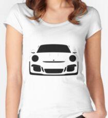 Porsche 911 GT3 RS Women's Fitted Scoop T-Shirt