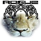 ROGUE TATTOO LION by Rogueclothes