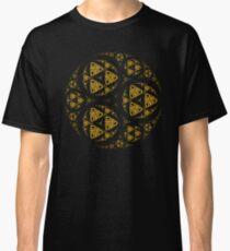 Apollonian Gasket Mandelbrot 003 Classic T-Shirt