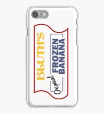 Frozen Banana Stand - Arrested Development iPhone Case/Skin
