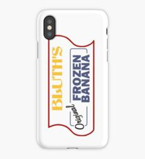 Frozen Banana Stand - Arrested Development iPhone Case/Skin