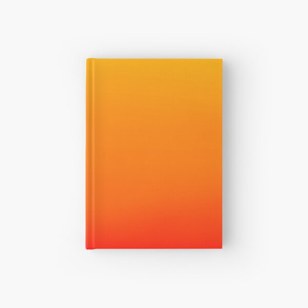 Gradient of a Sunrise Hardcover Journal