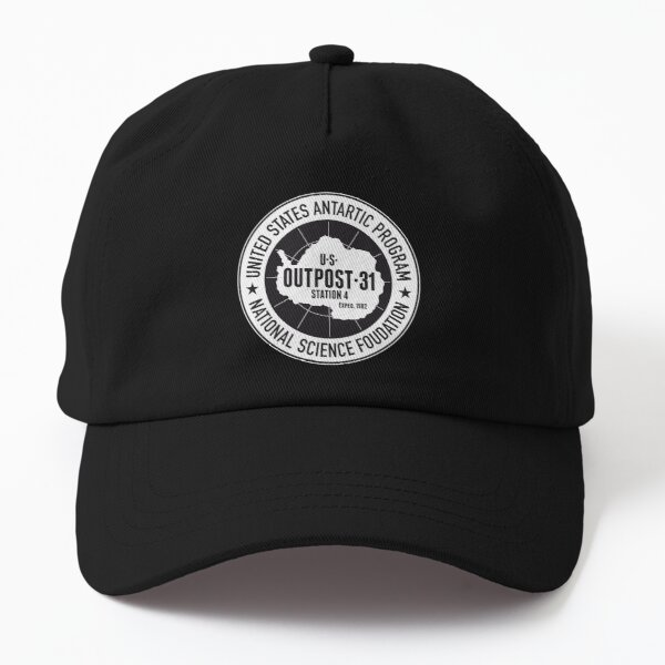 The Thing - US Outpost 31 Research Installation Dad Hat