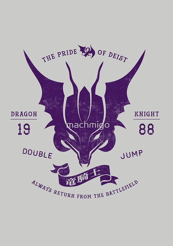 Dragon Knight by machmigo