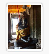Siem Reap statue Sticker