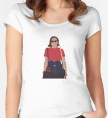 Peggy Olson Women's Fitted Scoop T-Shirt