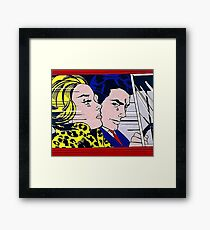 Pop Art! Framed Print