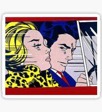 Pop Art! Sticker