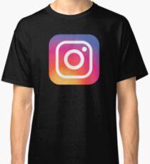 New Instagram LOGO Classic T-Shirt