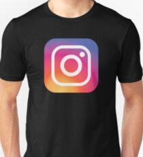 Neues Instagram-Logo Unisex T-Shirt