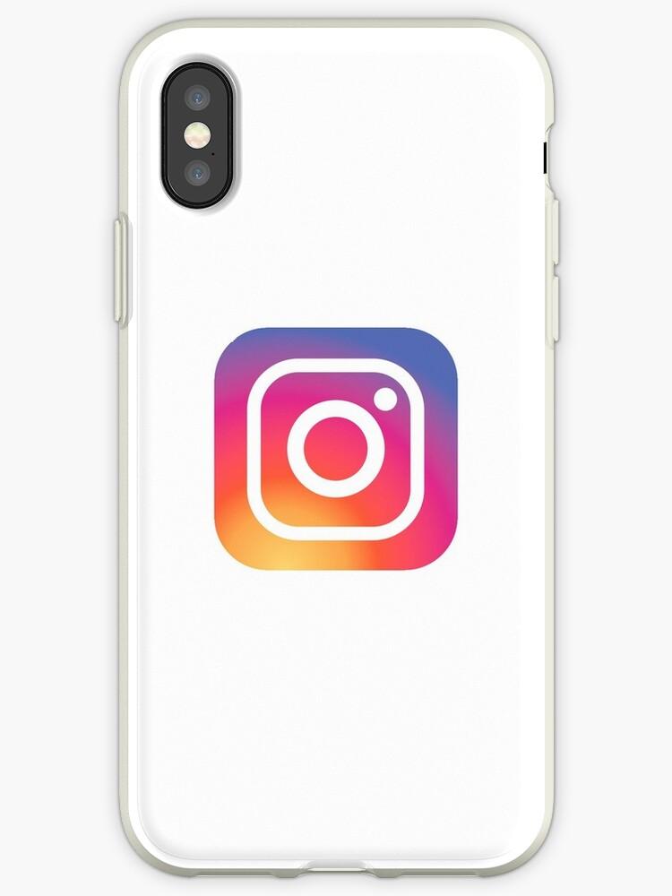 best service a5b47 91b82 'New Instagram LOGO' iPhone Case by albertfolguera
