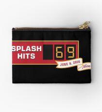 The Nicest Splash Hit Studio Pouch