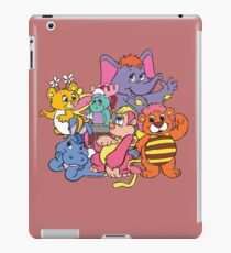 Wuzzles 80s Retro Cartoon iPad Case/Skin