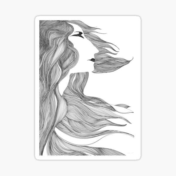 Isadora Sticker