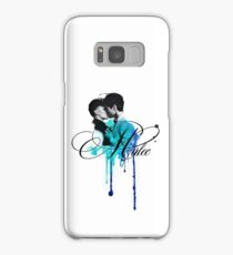 Malec kiss (blue) Samsung Galaxy Case/Skin