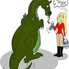 Good Dragon by lmgcomic