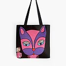 Cat Tote #4 by Shulie1
