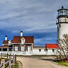 Highland Lighthouse aka Cape Cod Lighthouse by Poete100